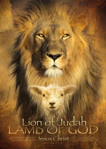 Lion of Judah_Lamb of God